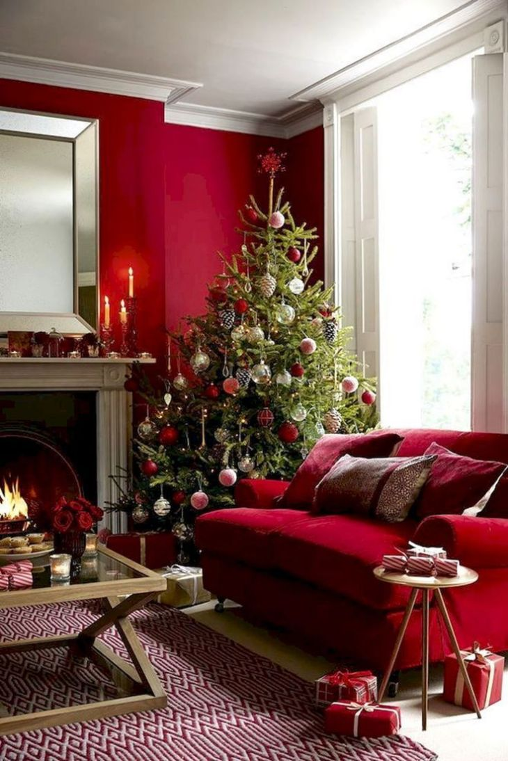 Decoration Christmas Living Rooms