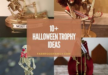 10+ Creative Halloween Trophy Ideas For Your Party