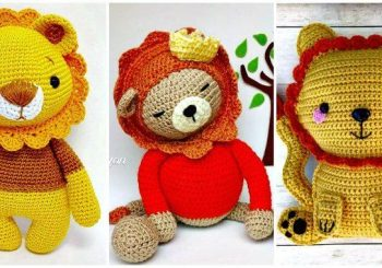 10 Free Crochet Lion Amigurumi Patterns