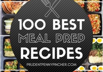 100 Best Meal Prep Recipes