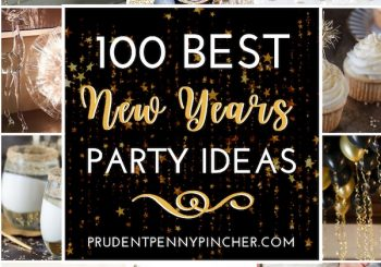 100 Best New Year's Eve Party Ideas