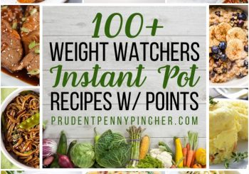 100 Weight Watchers Instant Pot Recipes