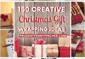 150 Creative Christmas Gift Wrapping Ideas