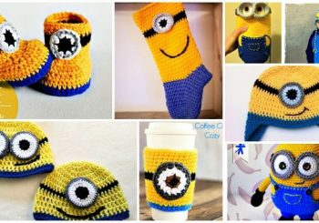 24 Free Crochet Minion Patterns