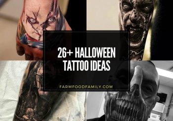 26+ Beste Halloween Tattoo Designs
