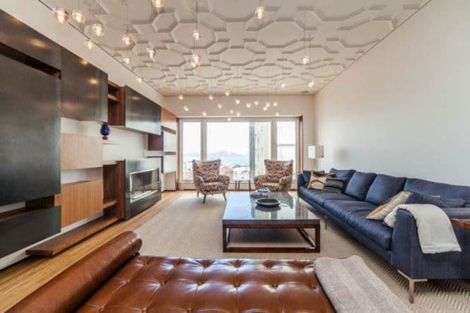 Balancing Ceiling And Furniture